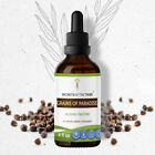 Grains of Paradise Tincture Alcohol Liquid Extract,  Organic(Aframomum melegueta)