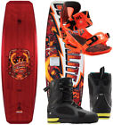 HYPERLITE WISHBONE 138 2017 inkl. SYSTEM PRO orange + MURRAY Boots Wakeboard Set