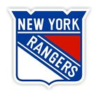 New York Rangers Decal / Sticker Die cut $3.49 USD on eBay