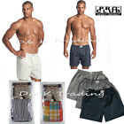 2 NEW PROCLUB MEN'S BOXER TRUNKS UNDERWEAR ASSORTED COLORS 2 PER PACK S-7XL