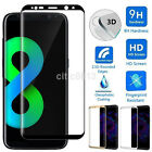 Full 3D Curved Tempered Glass Film Screen Saver For Samsung Galaxy S8/S8 Plus