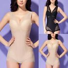 Seamless Women Full Body Shaper Shapewear Bodysuit Firm Control Girdle Corset