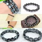 Fashional Weight Loss Black Stone Bracelet Health Care Magnetic Therapy Bracelet