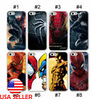 Spider man Marvel Comic for IPhone X 5 SE 6S 7 8 Plus Phone Soft Silicone case