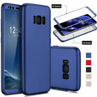 Shockproof Rugged Thinnest Ultra Thin PC Case Cover for Samsung Galaxy S8 Plus
