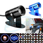 Motorcycle LED Laser Projector Ghost SHADOW Logo Light Batman Harley Ddavidson