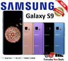 New Samsung Galaxy S9 G960F DUAL SIM 4G LTE ( Unlocked ) Smartphone - 4 Colours