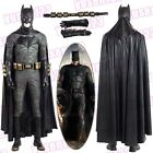 2017 Justice League Batman The Dark Knight Halloween Cosplay Costume Custom Made