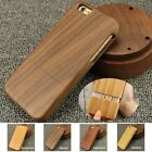 Kyпить Genuine Natural Wooden Wood Bamboo Case Cover For Apple iPhone 5S SE 6 6S 7 Plus на еВаy.соm