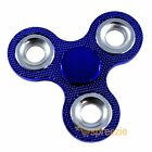 BLING Hand Spinner Fidget Spinner Toy Metallic Anxiety Stress Relief Focus EDC
