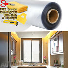 Frosted Glass Film Static Cling Office Bedroom Bathroom Home Window Tint