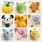 Pet Puppy Dog Chew Toys For Small Medium Dog Squeaker Squeaky Plush Sound Toy