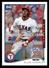 2014 Topps Opening Day #93  Elvis Andrus  Rangers NM/MT L7983