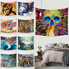 Art Ethnic Hanging Wall Tapestry Bohemian Hippie Throw Bedspread Home Dorm Decor