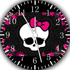 """Monster High wall Clock 10"""" will be nice Gift and Room wall Decor Z01"""