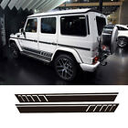 for Mercedes-Benz G63 AMG Performance Edition side sports stripe W463 G65 Decals