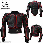AQWA Motocross Body Armour Jacket Motorbike Protection Guards CE Approved, BR