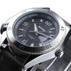 Fashion Steel Case Luxury New Men Automatic Mechanical Wrist Watch Date Analog