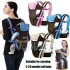 baby sling baby carrier - Newborn Baby Carrier Sling Wrap Backpack Front Back Chest Ergonomic 4 Position