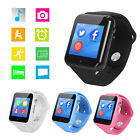 A1S Smart Watch Bluetooth Waterproof GSM SIM Phone Cam For Android Samsung iOS