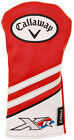 Callaway Golf Men's XR Pro Driver Head Cover Red / White - 1st Class Post
