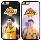 Los Angeles Lakers lonzo ball Lamelo Ball Hard Phone Case For iPhone Samsung