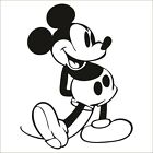 Mickey Mouse Vinyl Decal / Sticker - Choose Color & Size - Disney