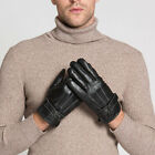 62023 Touchscreen Driving Real Leather Winter Warm Cycling  Athletic Ski Gloves