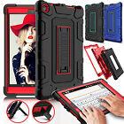 For Amazon Kindle Fire 7 9th Gen 2019/HD 8 2018 Shockproof Case Cover With Stand