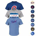 MLB Majestic Various Team Graphic Wordmark T-Shirt Collection Men's on Ebay