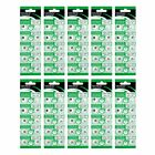 Tatakai® AG0 1.55V LR531 LR63 Coin Cell Button Alkaline Disposable Batteries