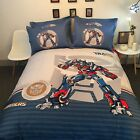 *** Transformers Single Bed Quilt Cover Set - Flat or Fitted Sheet ***