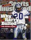 Sports Illustrated August 9 1999 -  Barry Sander  SI  Has Address Label on Front