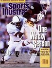 Sports Illustrated November 26 1990 -  Notre Dam  SI  Has Address Label on Front