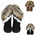 womens winter boots sale - Fashion Winter Women Boots Flat Ankle Fur Lined Lady Warm Snow Shoes Boots Sales