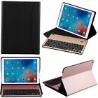 Aluminum Bluetooth Keyboard PU Leather Case Cover For Apple Ipad Pro 10.5 2017