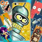 Futurama Cover for Sony Xperia M5, Quality Cute Painted Case WeirdLand