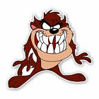 Taz Big Teeth  Decal / Sticker Die Cut