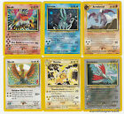 Neo Revelations Set - Pokemon - HOLOS SHINYS RARES - CHOOSE /64 Out Of Print