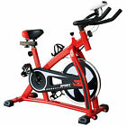 Exercise Bike Cardio Fitness Gym Cycling Machine Gym Workout Training Home Indoo