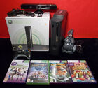 XBOX 360 CONSOLE & KIDS GAME BUNDLE PICK ONE **  MINECRAFT LEGO DISNEY & MORE **