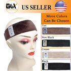 GEX Flexible Velvet Wig Grip Scarf Head Band Adjustable Fastern 5Colors