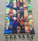 Lot Mixed Japanese Anime Mobile Cell Phone Lanyard Neck Strap Party Gifts P149