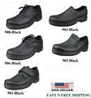 Mens Black Kitchen Non slip Skid Resistance Synthetic Working Shoes Size65 12