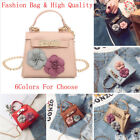 US New Fashion Ladies Mini Floral Handbag Chain Messenger Crossbody Shoulder Bag