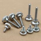 Select Size M8 M10 M12 Stainless Steel Knurled Thumb Screws Bolts