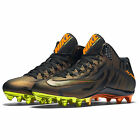 New Nike Alpha Pro 2 3/4 TD LE Mens Mid Football Cleats - Limited Edition Bronze