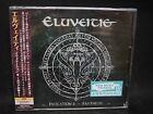 ELUVEITIE Evocation II - Pantheon JAPAN 2CD Folkearth Cataract Tribes Of Cain