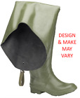 UKD thigh fishing welly wellies wellington thigh wader waders