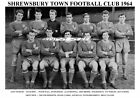 SHREWSBURY F.C.TEAM PRINTS 1951-72(1951/1952/1958/1960/1961/1964/1965/1969/1972)